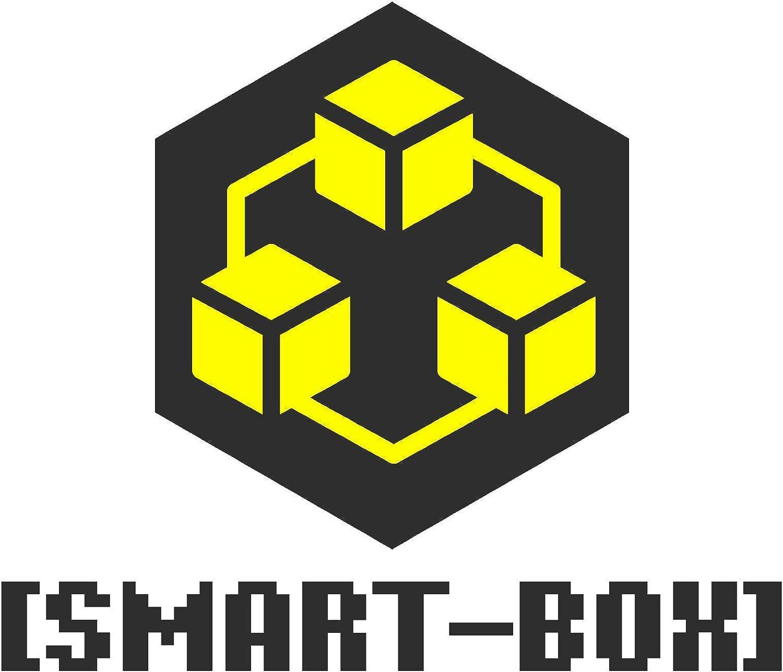 Smart Box 10x Schleifblüten Schleifklotz Körnung 3000 Ultra Fein 30mm Selbstklebend Wasserfest Schleifscheiben Schleifblütenhalter Auto