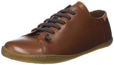 Camper Men's Peu Cami 17665 Fashion Sneaker, Light Brown, 40 EU/7 M
