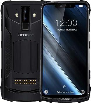 DOOGEE S90 - IP68/IP69K Impermeable Móvil Libre 4G Dual SIM ...