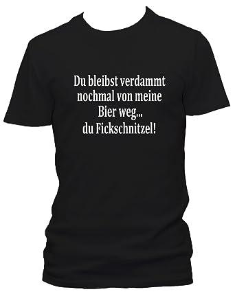 GEH verdammt nochmal von Meine Bier Weg New Kids Sprüche Fun Clubwear T Shirt
