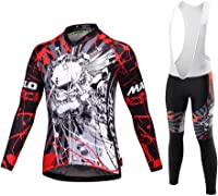 Maillot cycliste manches longues homme 2