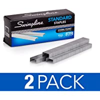 Swingline Stapler4 - Grapadora, 1 paquete, Paquete con 2