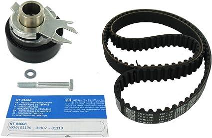 SKF VKMA 01107 Kit de correa de distribución: Amazon.es: Coche y moto