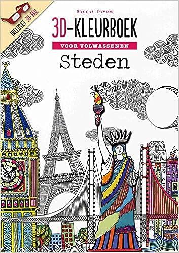 Kleurplaten Voor Volwassenen Steden.3d Kleurplaten Steden 3d Kleurplaten Voor Volwassenen