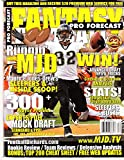 FANTASY FOOTBALL PRO FORECAST(300+ PLAYER PROFILES) ISSUE, 2011