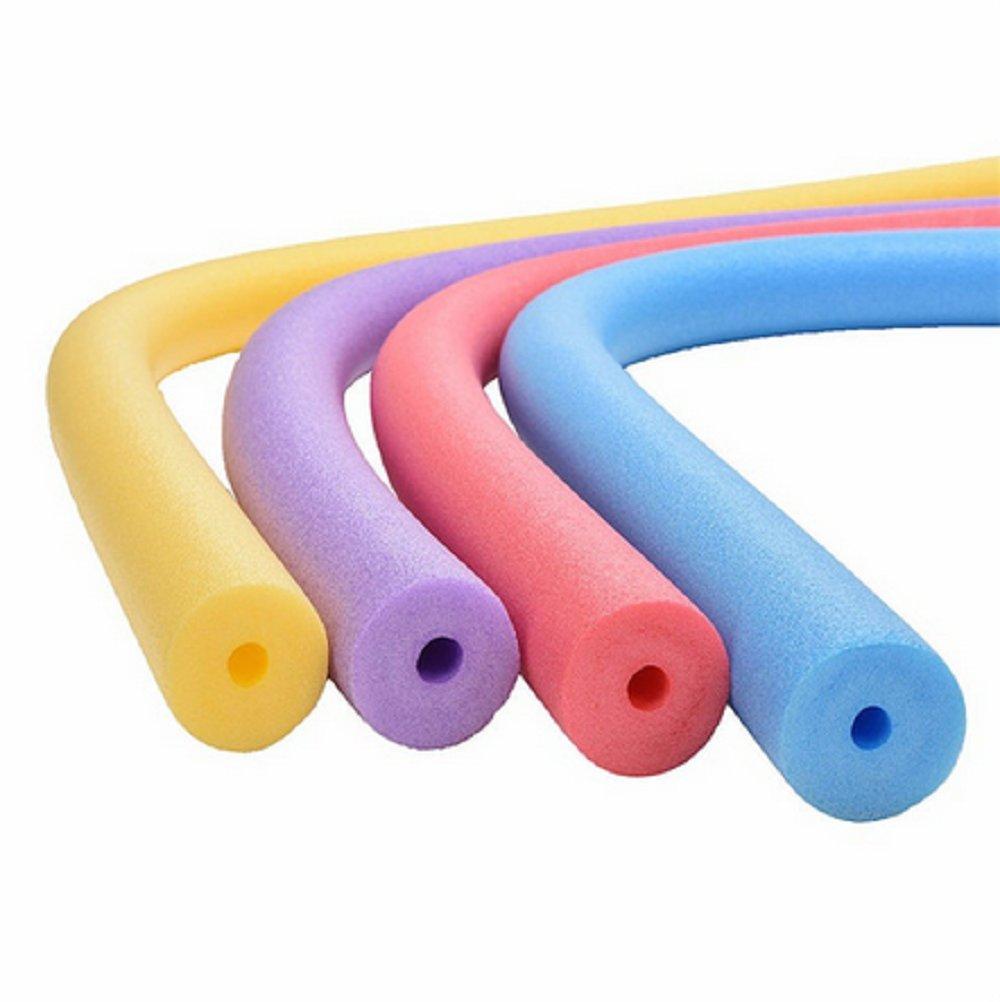Tubo flotador de espuma flexible Panlom®, para piscina, para entrenamiento, para adultos y niños, L: 7.5 x 150cm: Amazon.es: Deportes y aire libre