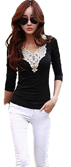 Fire Loli Women S Lace Shirts Short Sleeve Women S Tops Blouses Work Ol Career