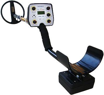 Metal detector NRG 150 con frecuencia de 12, 5 kHz mikron: Amazon.es: Jardín