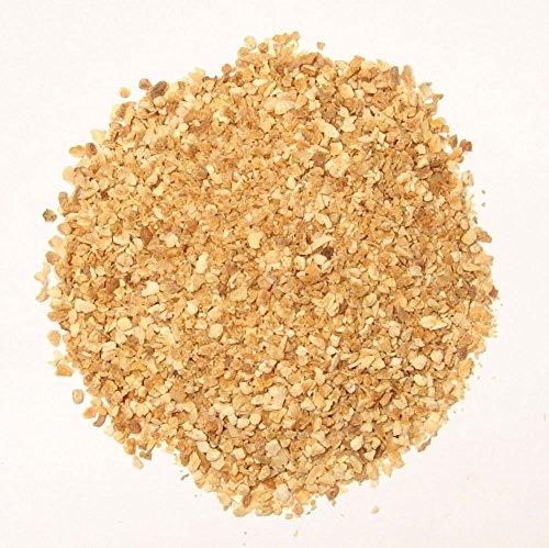 Lemon Peel Minced Zest - 1/4 Pound ( 4 Ounces ) - Dehydrated California Peel by Denver Spice