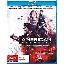 American Assassin | Michael Keaton | NON-USA Format | Region B Import - Australia