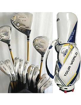 HDPP Club De Golf Nuevos Palos De Golf Juego Completo De 3 ...