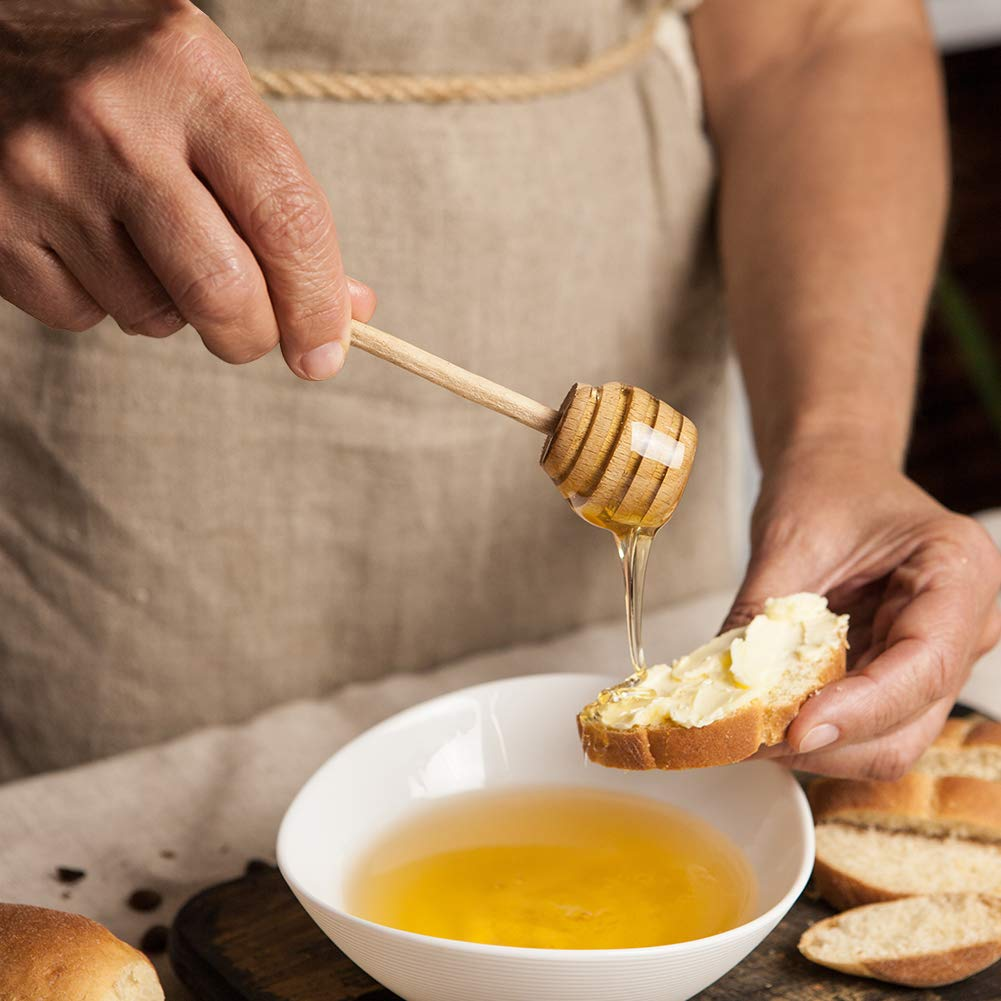 Honey dipping sticks