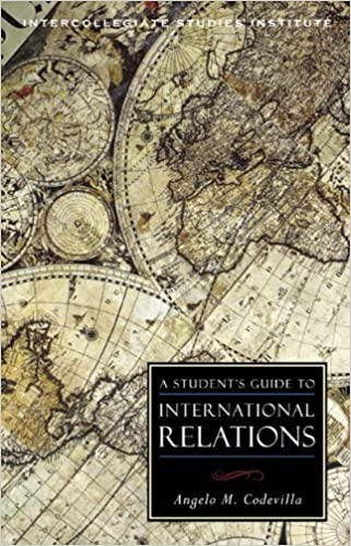 A students guide to international relations student guides to the a students guide to international relations student guides to the major disciplines angelo m codevilla 9781935191919 amazon books fandeluxe Gallery