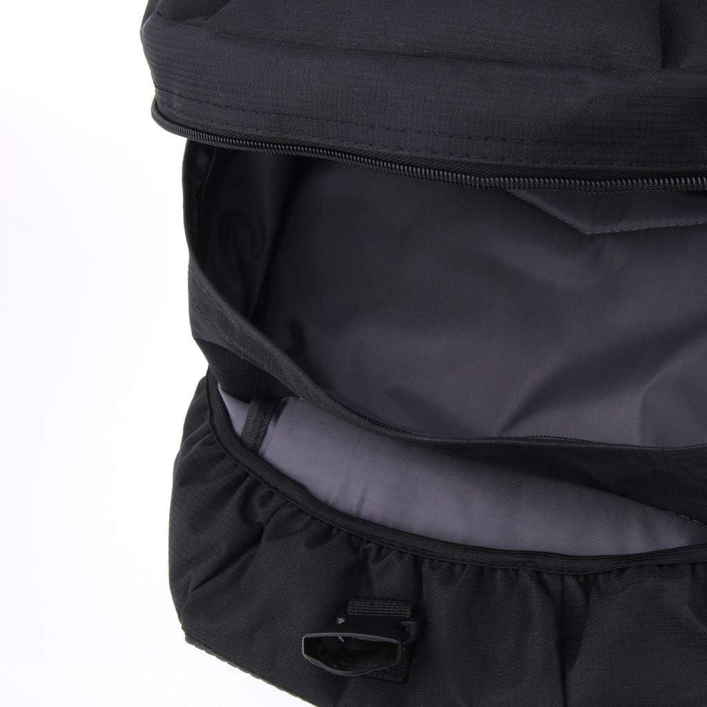 IPOTCH Skate Backpack Polyester Lightweight Double Shoulder Bag for Roller Skates Storage Holder Carry Outdoors