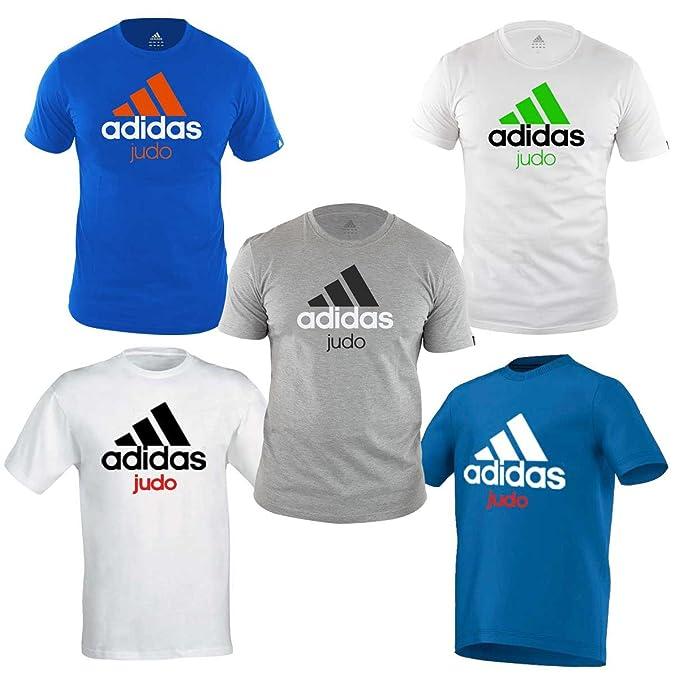 wholesale dealer 41d40 dc80f adidas T-Shirt Community avec Impression Judo  Amazon.fr  Sports et Loisirs
