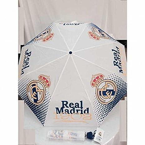 Paraguas plegable Real Madrid