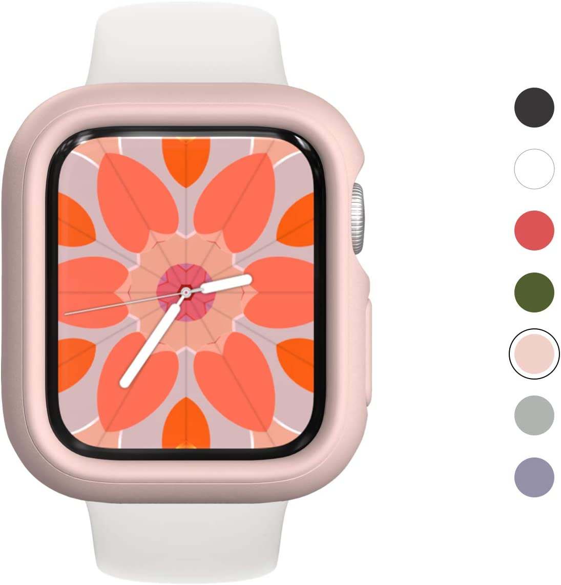 Protector Compatible Con [apple Watch Series 5 / 4-40mm]
