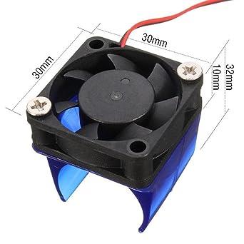 DollaTek Ventilador V6 Fan Cover + Fan para accesorios de ...