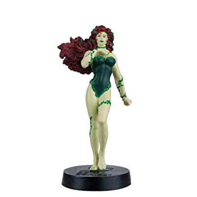 Eaglemoss DC Comics Super Hero Collection: Poison Ivy Figurine: Toys & Games