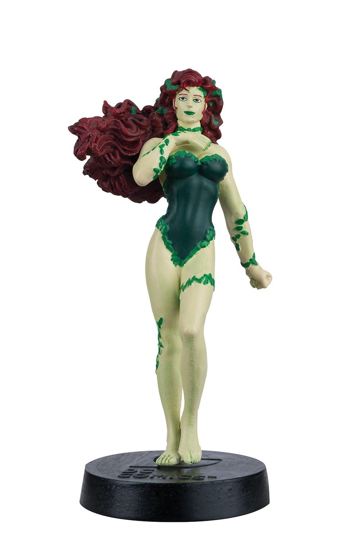 Eaglemoss Dc Comics Super Hero Collection Figura Poison Ivy Figura