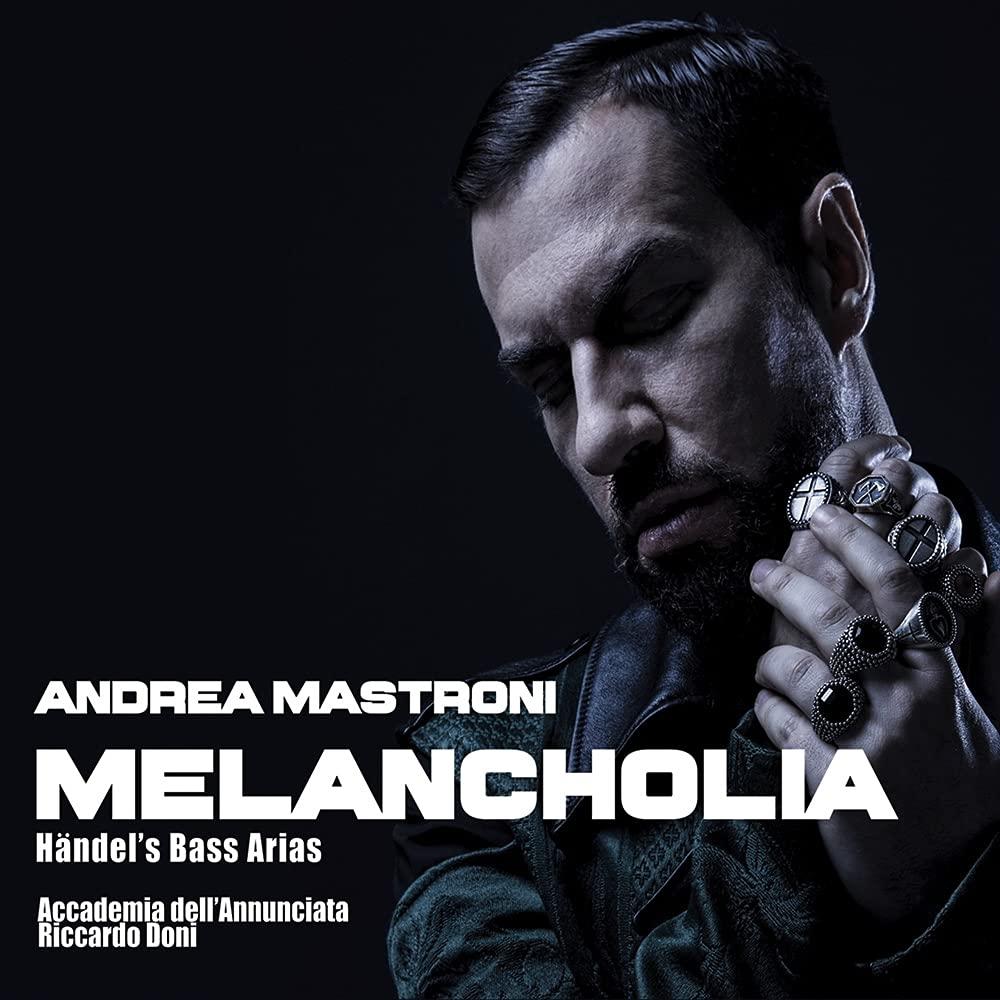 Limited price Melancholia Bass Arias Translated