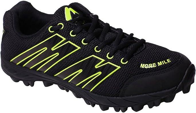 More Mile - Zapatillas de Entrenamiento Combinado de Material Sintético Hombre: Amazon.es: Zapatos y complementos