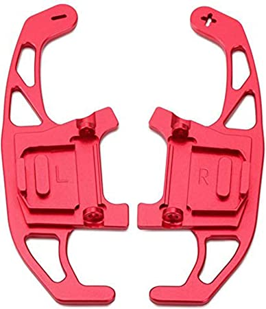 Eventualx Lenkrad Schaltwippen Aluminiumlegierung Robust Langlebig Paddle Shifter Praktisch Schaltpaddel Für Golf Gti R Gtd Gte Mk7 7 Polo Gti Scirocco 2014 2019 Baumarkt