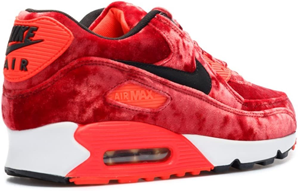Nike Air Max 90 Anniversary Pack Rouge Velours Infrared