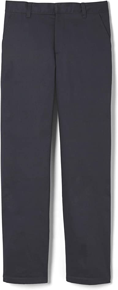French Toast Big Boys Wrinkle No More Relaxed Fit Pants