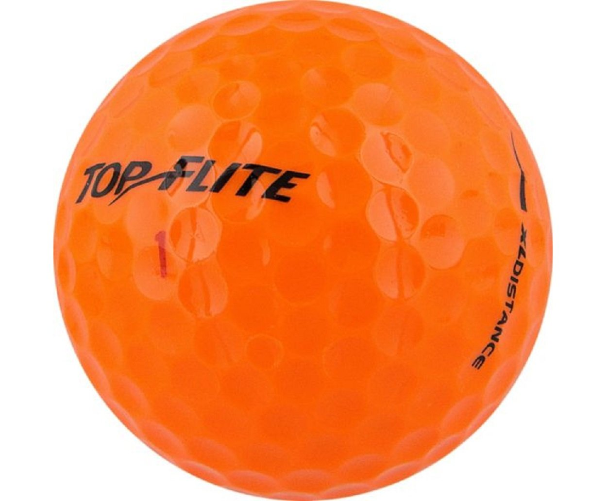 2pk Top Flite XL Distance Golf Balls - Orange - 36 Balls by Top Flight (Image #2)