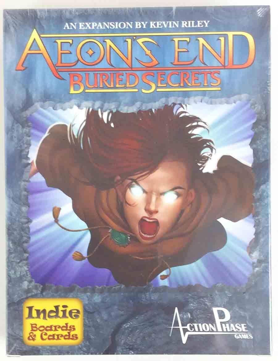 Aeons End Buried Secrets Expansion