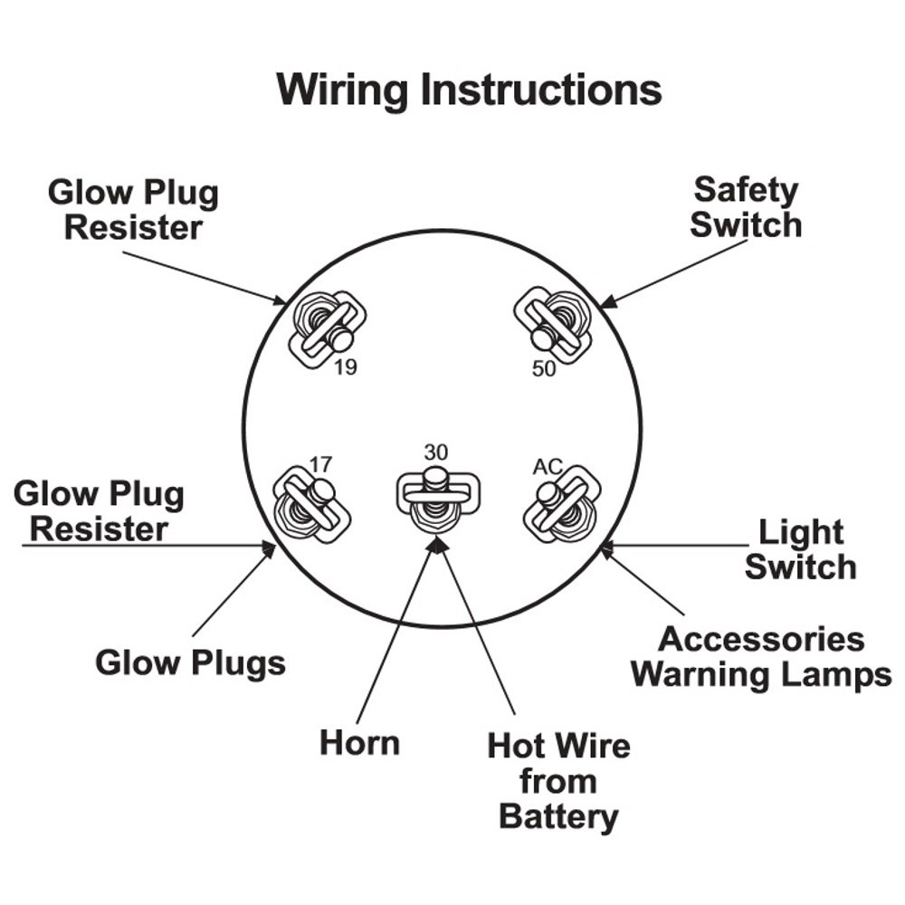Ford 1900 Wiring Diagram