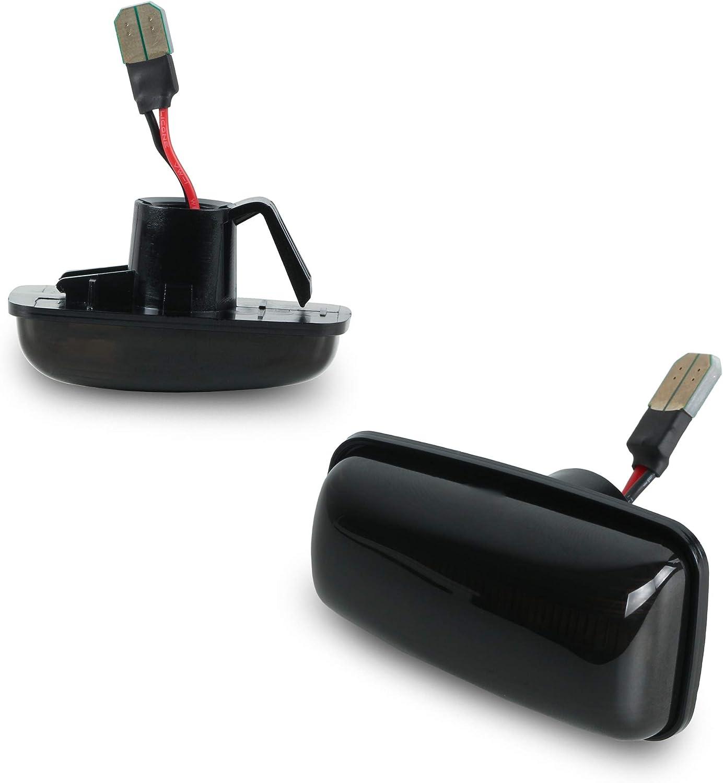 Clignotants LED compatibles avec 106 II 306 406 806 Expert Partner Berlingo Jumpy Saxo Xantia Break XM XM Break Xsara Break Xsara Break Xsara Break Xsara Coup/é ZX ZX Break Scudo Ulysse