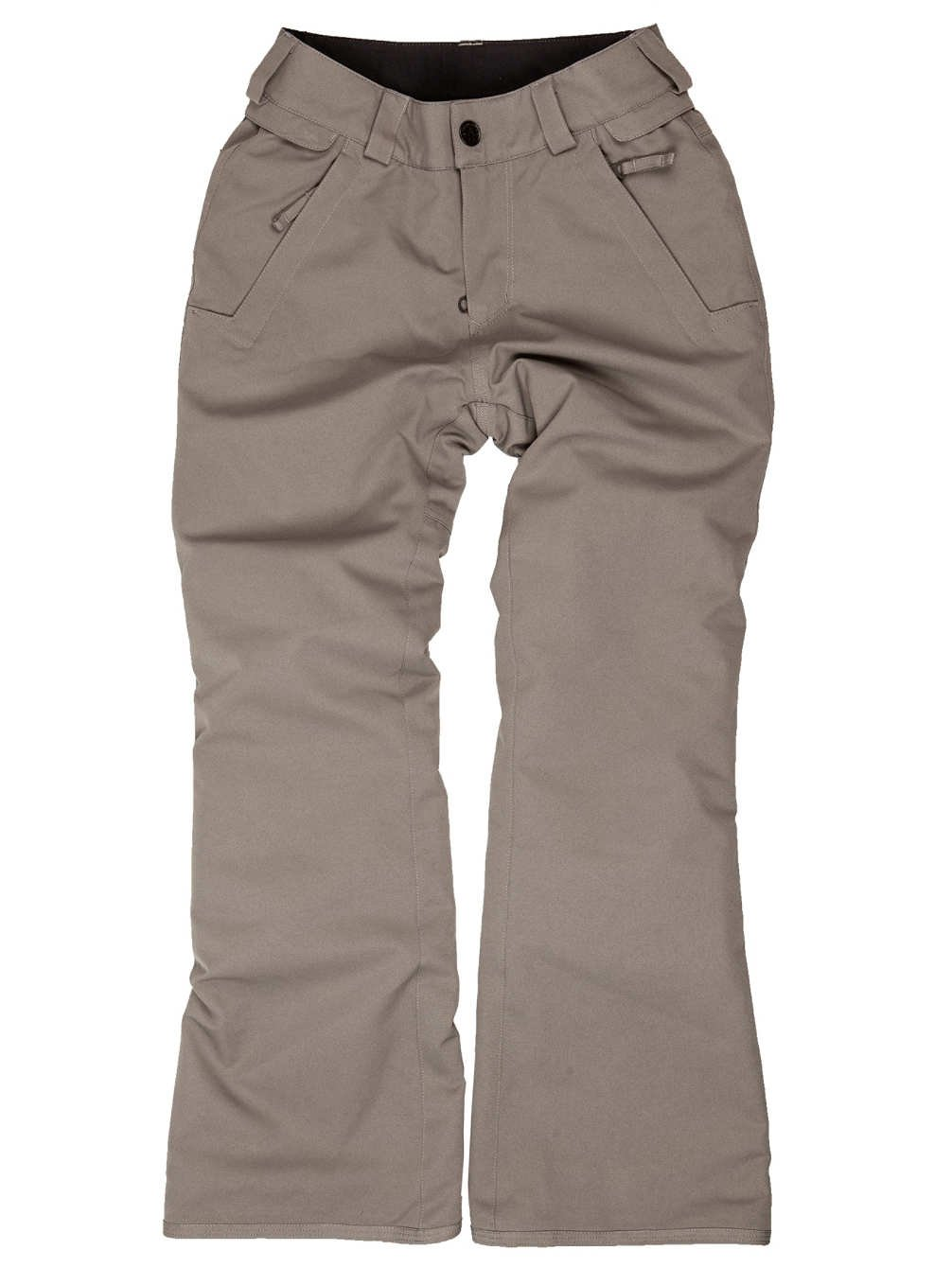 Volcom Big Boys' Freakin Snow Chino Pant, Charcoal, L by Volcom