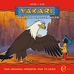 Yakari und Großer Adler (Yakari 1)