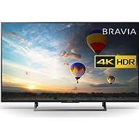 "SONY TV 49"" 4K LED SMART HDR, X-Reality™ PRO, un botón de YouTube™ y ClearAudio"