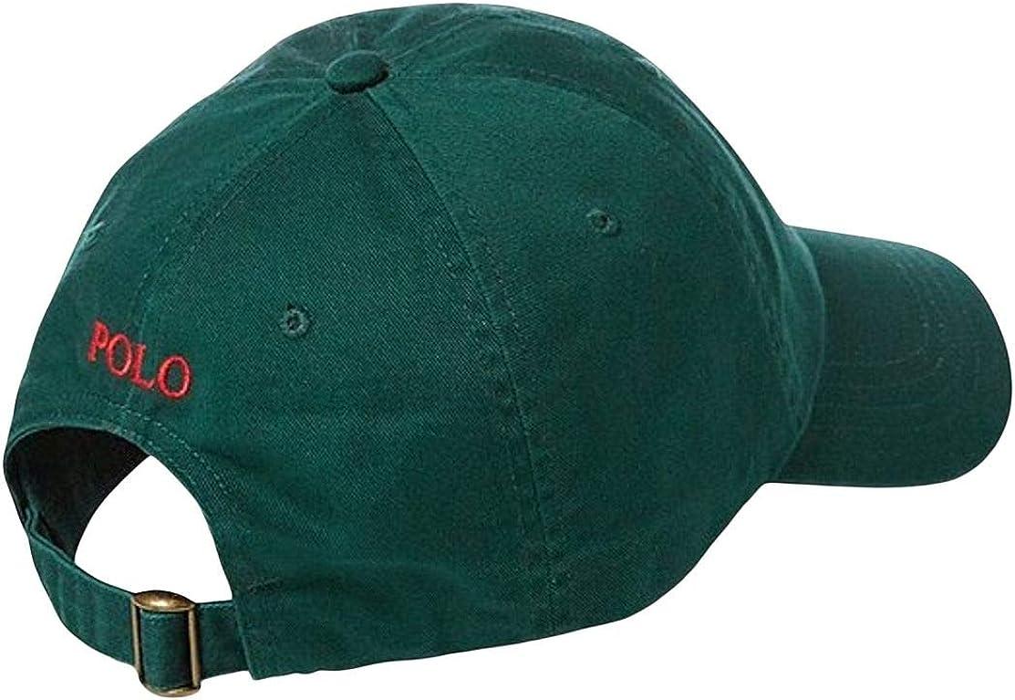 Polo Ralph Lauren Mens Classic Cotton Chino Cap