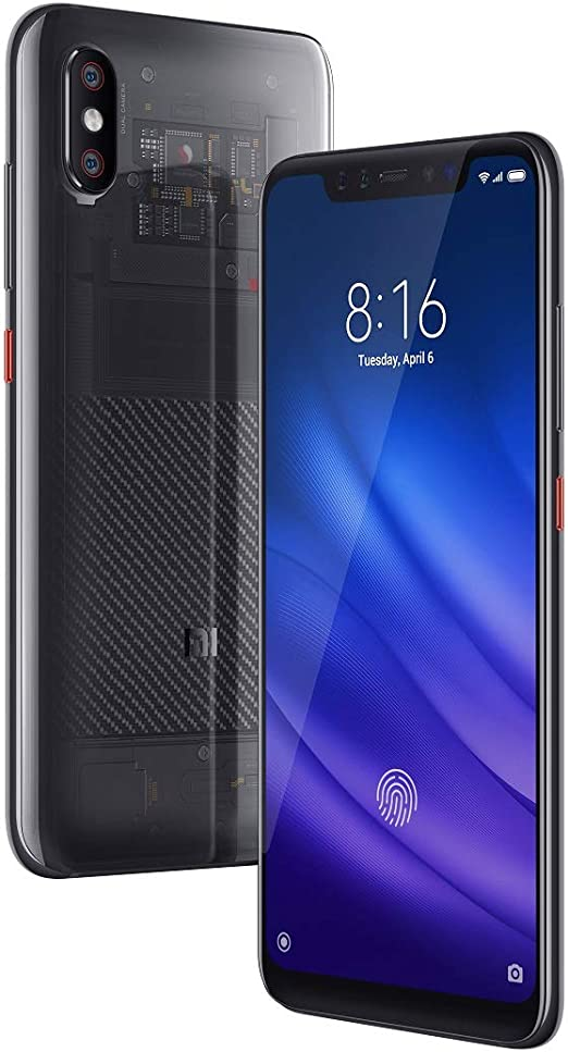 Xiaomi Mi 8 Pro - Smartphone Dual SIM de 6.21