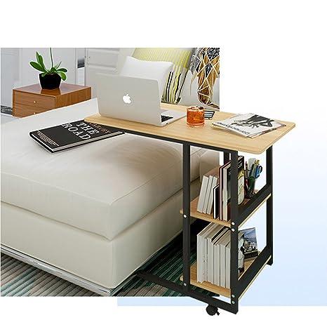 Amazon.com: Mesa de final multifunción, mesa/mesita de noche ...