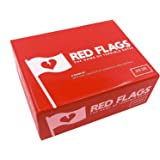 Red Flags: The Game of Terrible Dates | Funny Card Game / Party Game for Adults, 3-10 Players | by Jack Dire, Creator of Supe
