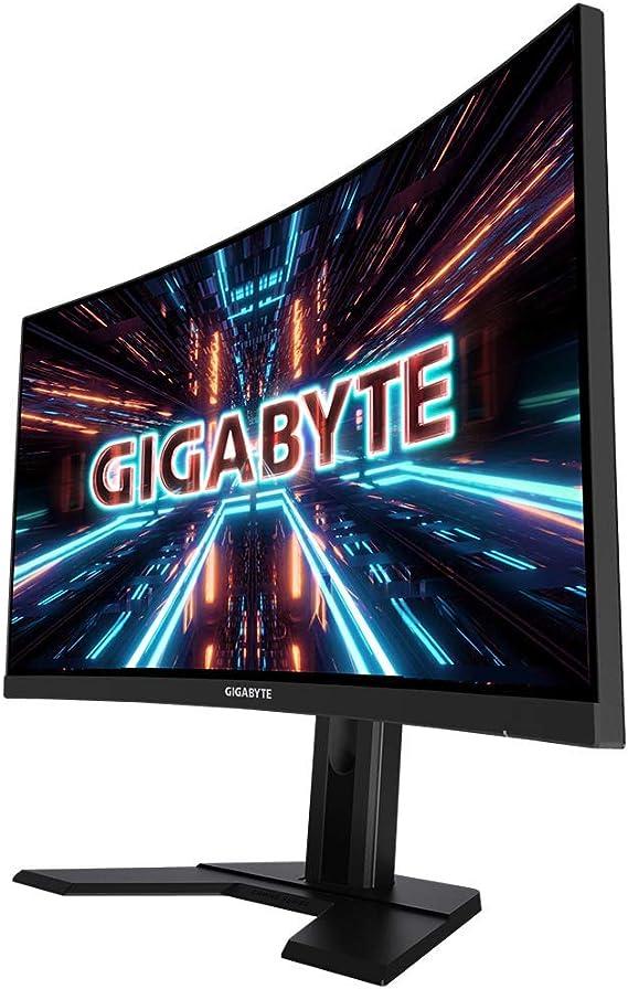 Gigabyte G27fc Gaming Monitor Schwarz 165 Hz Fullhd Computer Zubehör