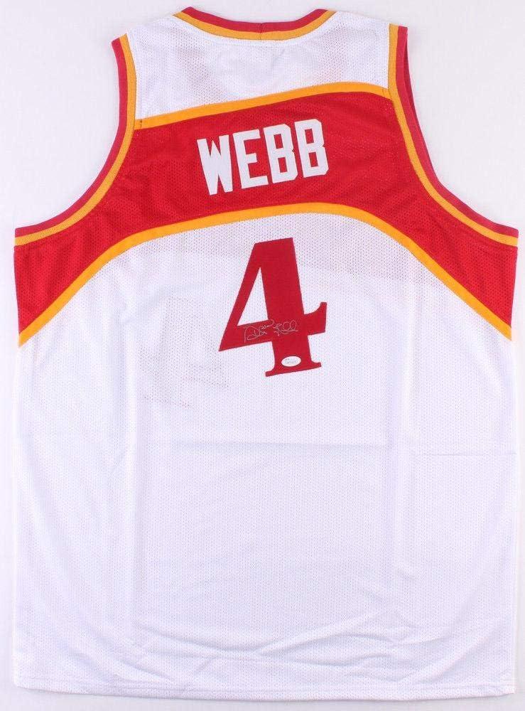 spud webb jersey