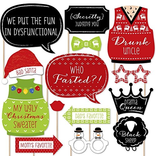 Christmas Family Reunion - Fun Family Theme Holiday