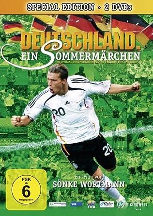 Deutschland Ein Sommermärchen 2 Dvd Special Edition Amazonde