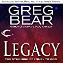 Legacy: A Prequel to Eon Audiobook by Greg Bear Narrated by Stefan Rudnicki
