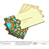 Anvi Composers Personalized Printed Texts Photos Shagun Envelope