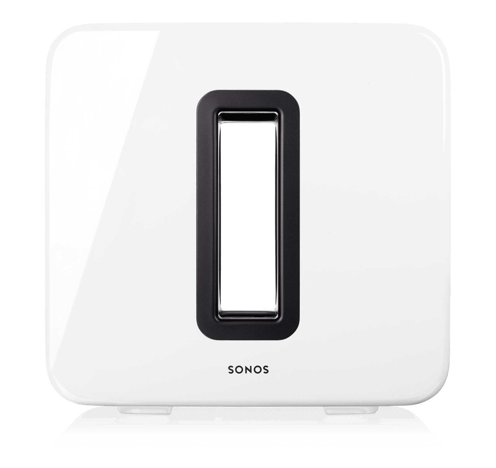 Sonos 5.1 Home Theater System with PLAY:3 (Pair), PLAYBAR, and SUB (White) by Sonos (Image #4)