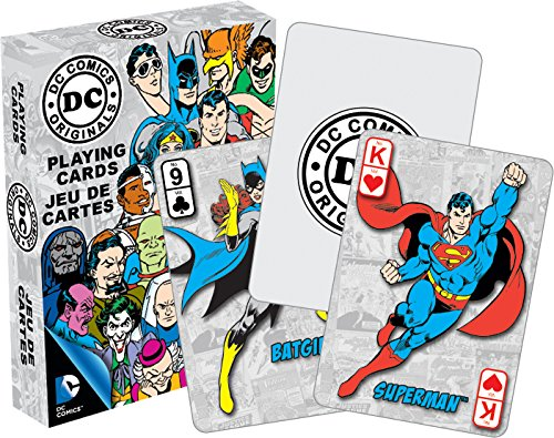 Aquarius DC Retro Playing Cards (Hero Decks Playing Cards)