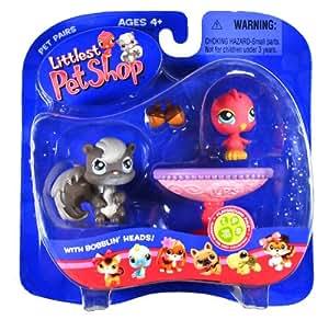 Amazon.com: Hasbro Year 2006 Littlest Pet Shop Pet Pairs