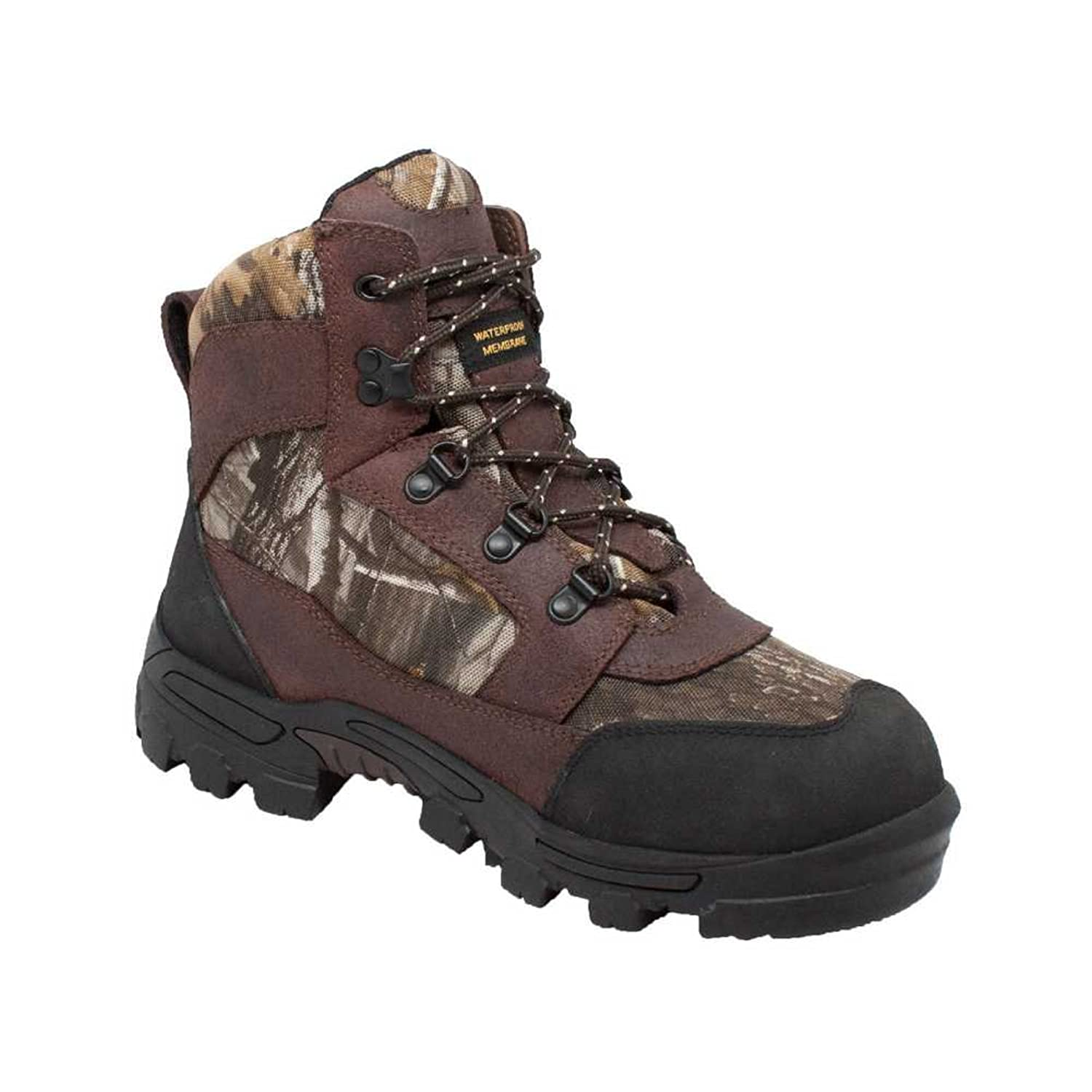 "AdTec 7"" Camo Men's Boot"